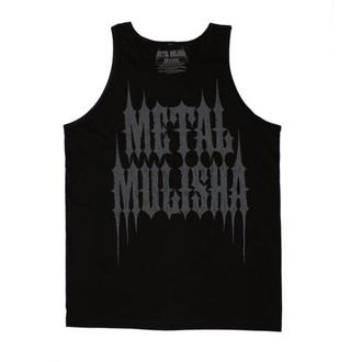 Top Men's METAL MULISHA - STAMP BLK, METAL MULISHA