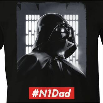 film t-shirt men's Star Wars - N1 DAD - LEGEND - MESWVADTS782