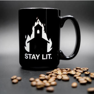 Cup BLACK CRAFT - Stay Lit, BLACK CRAFT