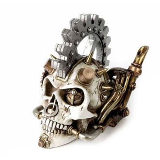 Decoration ALCHEMY GOTHIC - Steamhead Skull, ALCHEMY GOTHIC