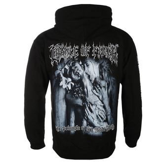 hoodie men's Cradle of Filth - THE PRINCIPLE OF EVIL - PLASTIC HEAD - PH11563HSW