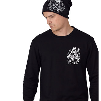 sweatshirt (no hood) men's - FLAG - HYRAW - HY332