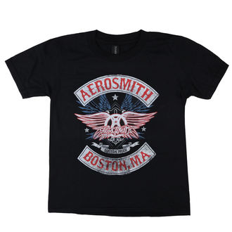 t-shirt metal men's Aerosmith - Boston Pride - LOW FREQUENCY, LOW FREQUENCY, Aerosmith