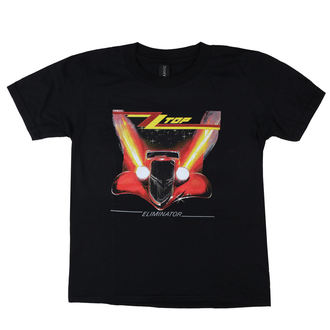 t-shirt metal children's ZZ-Top - Eliminator - LOW FREQUENCY, LOW FREQUENCY, ZZ-Top