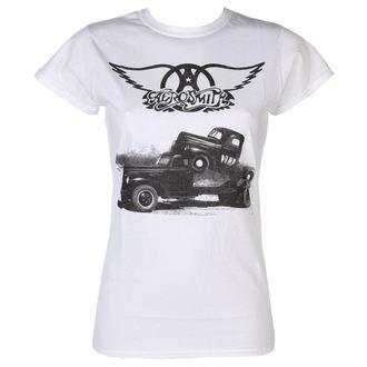 t-shirt metal women's Aerosmith - Pump - LOW FREQUENCY, LOW FREQUENCY, Aerosmith