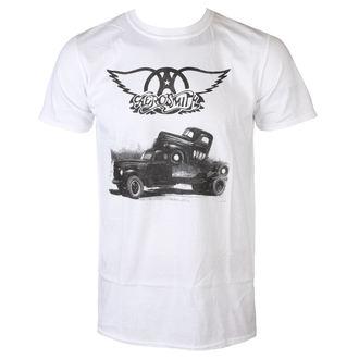 t-shirt metal men's Aerosmith - Pump - LOW FREQUENCY, LOW FREQUENCY, Aerosmith