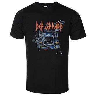 t-shirt metal men's Def Leppard - On through the night - LOW FREQUENCY, LOW FREQUENCY, Def Leppard
