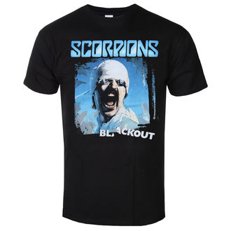 t-shirt metal men's Scorpions - Blackout - LOW FREQUENCY, LOW FREQUENCY, Scorpions