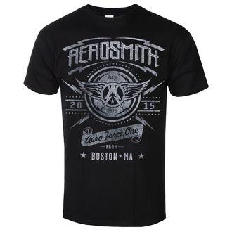 t-shirt metal men's Aerosmith - Aero Force One - LOW FREQUENCY, LOW FREQUENCY, Aerosmith