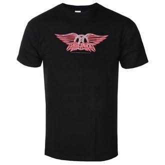 t-shirt metal men's Aerosmith - Logo - LOW FREQUENCY, LOW FREQUENCY, Aerosmith