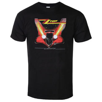 t-shirt metal men's ZZ-Top - Eliminator - LOW FREQUENCY - ZTTS08037