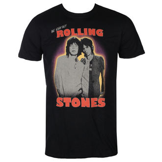 t-shirt metal men's Rolling Stones - Mick & Keith - ROCK OFF, ROCK OFF, Rolling Stones