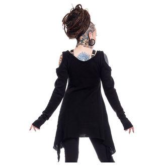 Sweater Women's Poizen Industries - TABITHA - BLACK, POIZEN INDUSTRIES