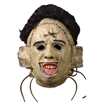 Mask The Texas Chainsaw Massacre Mask - Adult's Latex - 1974, NNM