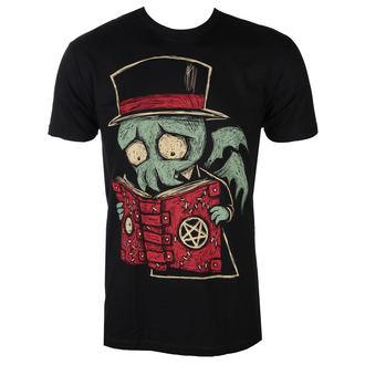 t-shirt hardcore men's - The Necromancer - Akumu Ink - 12TM02