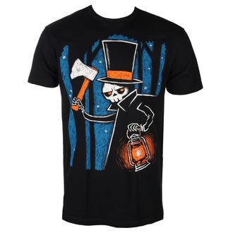 t-shirt hardcore men's - Moonlighter - Akumu Ink - 14TM09