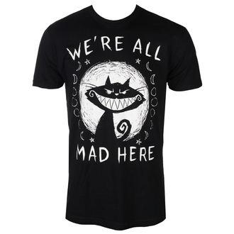 t-shirt hardcore men's - We're All Mad Here - Akumu Ink - 7TM14