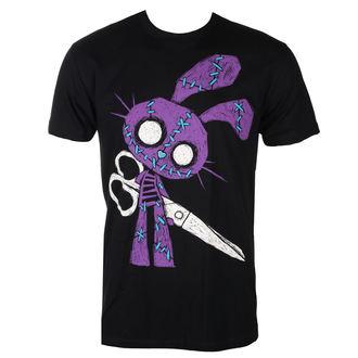 t-shirt hardcore men's - Let's Play - Akumu Ink