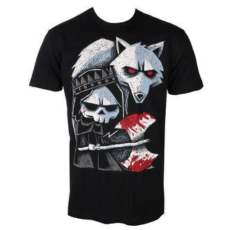 t-shirt hardcore men's - Conquer Thy Enemy - Akumu Ink, Akumu Ink