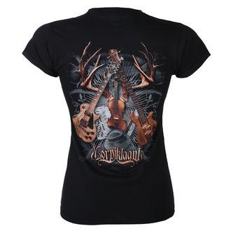 t-shirt metal women's Korpiklaani - SHAMAN DRUM - RAZAMATAZ, RAZAMATAZ, Korpiklaani