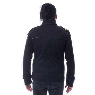 winter jacket - TRAX - CHEMICAL BLACK