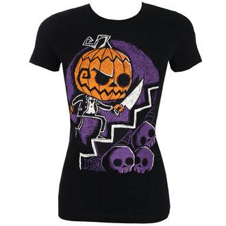 t-shirt hardcore women's - Secrets Under The Stairs - Akumu Ink, Akumu Ink