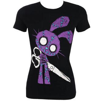 t-shirt hardcore women's - Let's Play - Akumu Ink, Akumu Ink