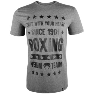 t-shirt street men's - Boxing Origins - VENUM, VENUM