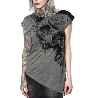 t-shirt hardcore women's - PUNK SHIT - HYRAW, HYRAW