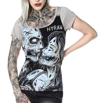 t-shirt hardcore women's - TRUE LOVE - HYRAW, HYRAW