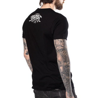 t-shirt hardcore men's - BARON - HYRAW, HYRAW