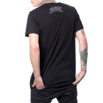 t-shirt hardcore men's - CRYPT - HYRAW, HYRAW