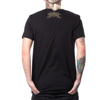t-shirt hardcore men's - DEATH TO HIPSTER - HYRAW, HYRAW