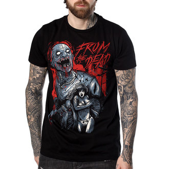 t-shirt hardcore men's - FROM THE DEAD - HYRAW - HY379