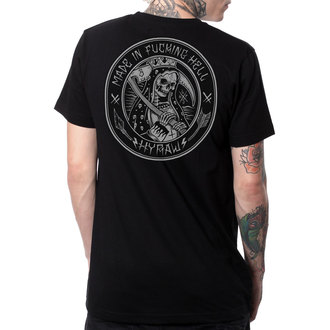 t-shirt hardcore men's - FUCKING HELL - HYRAW, HYRAW