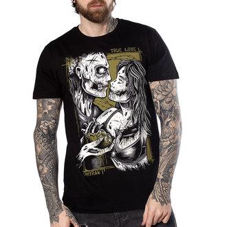 t-shirt hardcore men's - TRUE LOVE - HYRAW, HYRAW