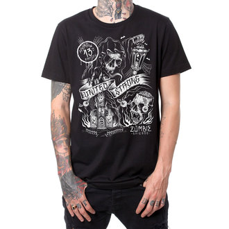 t-shirt hardcore men's - ZOMBIES - HYRAW, HYRAW
