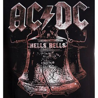 t-shirt metal men's AC-DC - HELLS BELLS - LEGEND, LEGEND, AC-DC
