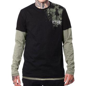 t-shirt hardcore men's - LAND - HYRAW - HY280