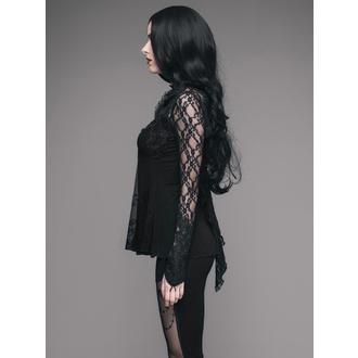 Women's t-shirt with long sleeves DEVIL FASHION - TT051