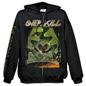 hoodie men's Overkill - The grinding wheel - NUCLEAR BLAST, NUCLEAR BLAST, Overkill