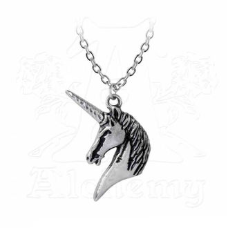 Pendant Collar ALCHEMY GOTHIC - Unicorn - P837