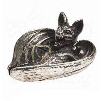 Decoration (bowl) ALCHEMY GOTHIC - Bat, ALCHEMY GOTHIC