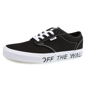 low sneakers men's - MN ATWOOD (PRINTED FOX) - VANS, VANS