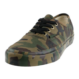 low sneakers men's - AUTHENTIC (MONO PRINT) - VANS, VANS