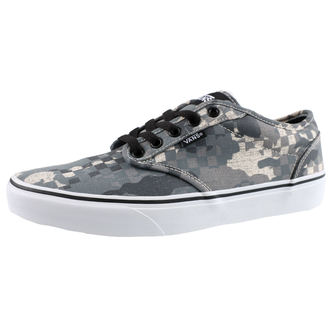 low sneakers men's - ATWOOD (F17 CAMO) G - VANS - VA327LOMJ