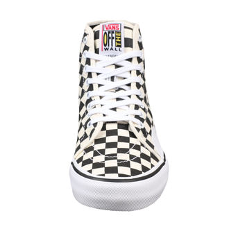 high sneakers men's - MN AV CLASSIC HIGH P (ChckrBrd) - VANS
