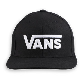 Cap VANS - MN DROP V II - Black / White, VANS