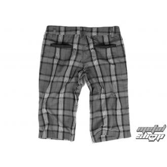 shorts women VANS - Plaid Shorties - Carbon Plaid