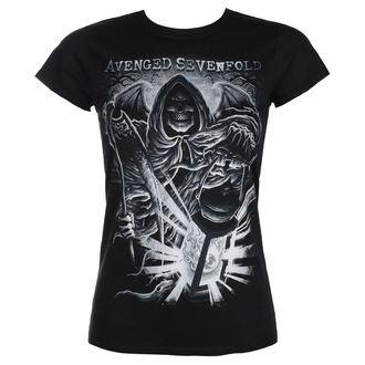 t-shirt metal women's Avenged Sevenfold - REAPER LANTERN - PLASTIC HEAD, PLASTIC HEAD, Avenged Sevenfold